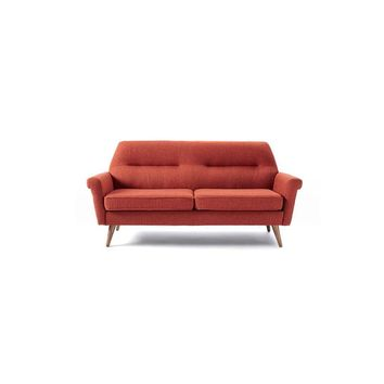 Pine Concise Fashion 80.7'' Loveseat