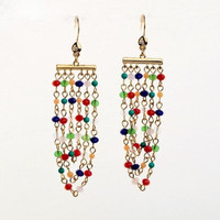 Layering Boho Earrings