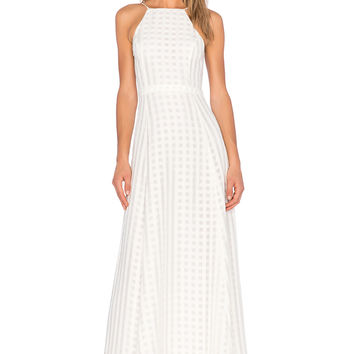NBD x REVOLVE Animosity Maxi Dress in White