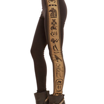 GYPSY WARRIOR - Egyptian Leggings