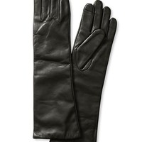 Banana Republic Long Leather Glove