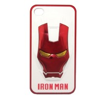 Buy Iron Man 3 3D Case For iPhone on Shoply.