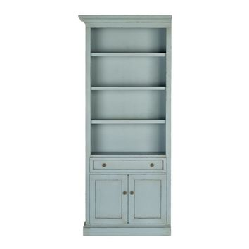Casa Florentina Josephina Bookcase with Door - Left