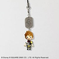 Kingdom Hearts: Ventus Avatar Mascot Figure (Birth By Sleep) Phone Charm