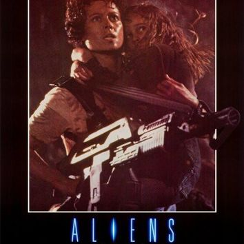 Aliens 27x40 Movie Poster (1986)