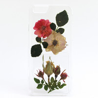 Sophie iPhone 6 Dried Flower Phone Case