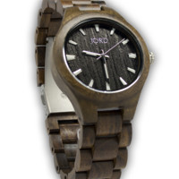Fieldcrest Series Wood Watch by JORD