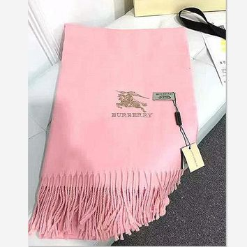 Burberry Multicolor Fashion Women Winter Scarf Blanket Scarf H-YH-FTMPF