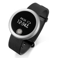 Waterproof Bluetooth Smart Watch Wristband Bracelet Heart Rate Monitor For iPhone HOT Charger  Touch Key Passometer Health #205