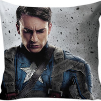 Civil War: Captain America Pillow