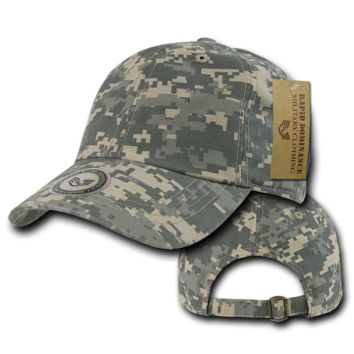Classic Vintage Style US Military ACU Universal Digital Camo Hat Hunting Caps