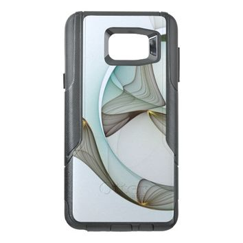 Fractal Abstract Elegance OtterBox Samsung Note 5 Case