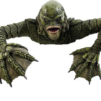 halloween prop: creature black lagoon grave walker
