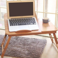 Portable Wood Laptop Desk