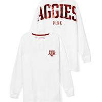 Texas A&M University Bling Varsity Crew - PINK - Victoria's Secret