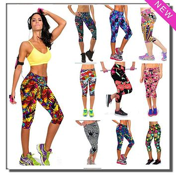 Fashion Fitness Leggings All Sizes