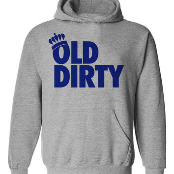 Old Dirty Hoodie. Old Dirty Sweatshirt. Norfolk Hoodie