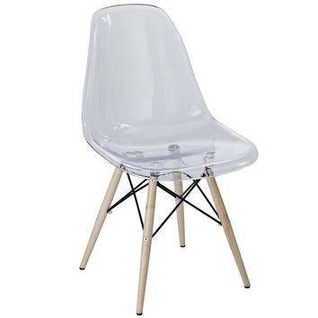 Rinaldi Side Chair CLEAR