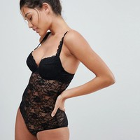 Pour Moi Rebel Body A - F Cup at asos.com