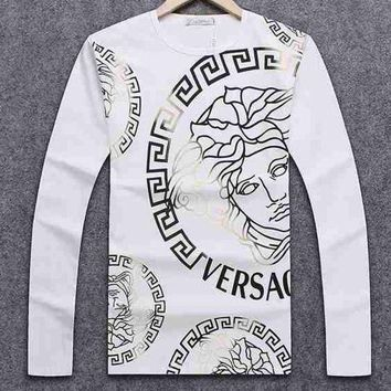 PEAPUF3 Versace Top Sweater Pullover