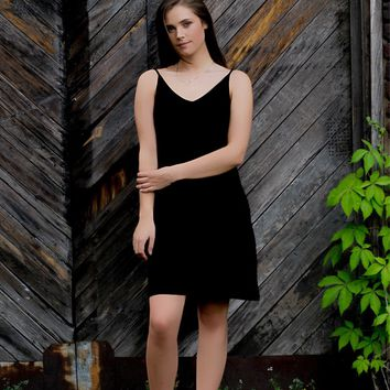 The Memphis Dress- Black