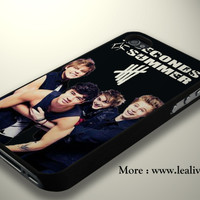 ash hood clifford luke 5sos Phone Case Back Cover for iPhone, iPod and Samsung Galaxy | Lealiveus.com
