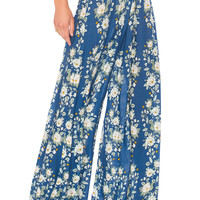 Show Me Your Mumu Best Pants in Brunch of Blooms Cruise | REVOLVE