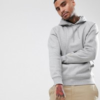 Carhartt WIP Chase Hoodie In Grey at asos.com