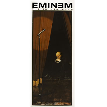 Eminem - Eminem Show Rectangle Decal