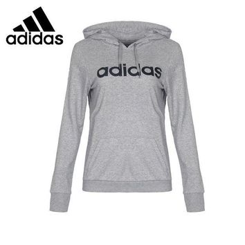 MDIGON Original New Arrival 2017 Adidas NEO Label  ADI FT HDY Women's  Pullover Hoodies Sportswear