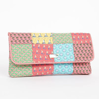 Women's Accessories: Patchwork Clutch for Women - Vineyard Vines