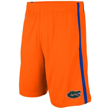Florida Gators Draft Mesh Shorts - Orange