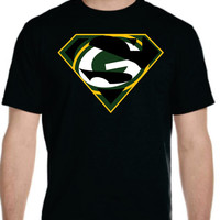 Super Packers t-shirt Mens Ladies  Youth Wisconsin Green Bay Very Unique Design Awesome  Christmas Gift