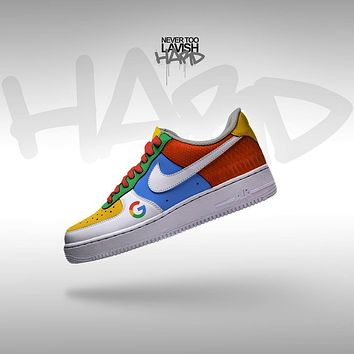 google   - air force one custom