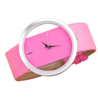 Iconic luxury watch (Pink)