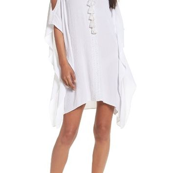 Lilly Pulizer® Julietta Cold Shoulder Cover-Up Dress | Nordstrom