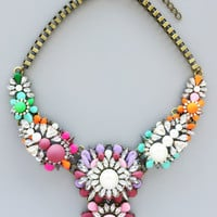 Noor Statement Necklace