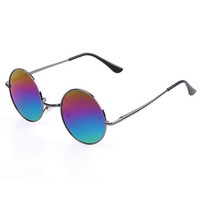 Hologram Young Emperor Demi Sunglasses