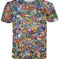 Pokemon Collage T-Shirt