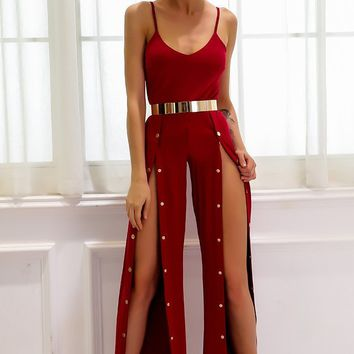 Tessa Long Jumpsuit