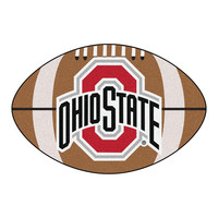 Ohio State Buckeyes NCAA Football Floor Mat (22x35)
