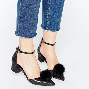 ASOS | ASOS SAY YOU DO TOO Heels at ASOS