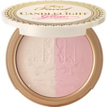 Too Faced Candlelight Glow Highlighting Powder Duo | macys.com