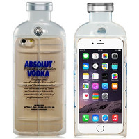 ABSOLUT VODKA Shell Case for iPhone 6\6s Plus