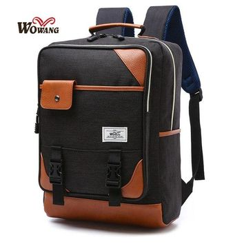 University College Backpack Men Travel  Big Capacity Waterproof Student School Bag Nylon Unisex   Women AT_63_4