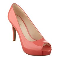 Shoes > All Pumps > CAMYA HIGH-HEEL PEEP-TOE PUMPS
