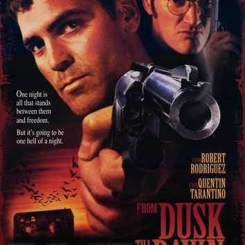 From Dusk Till Dawn 11x17 Movie Poster (1995)