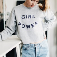 NANCY GIRL POWER SWEATSHIRT