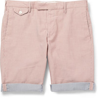 Slowear - Incotex Slim-Fit Striped Cotton Shorts | MR PORTER