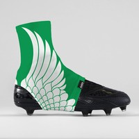 Icarus Green Spats / Cleat Covers